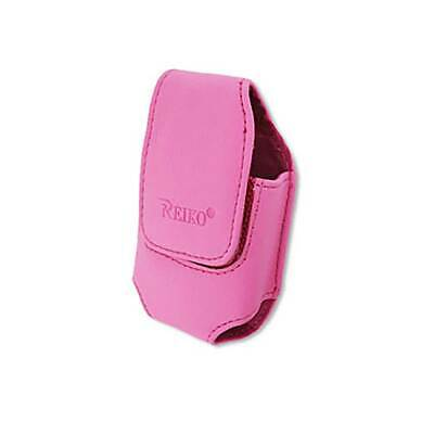 Vertical Pouch Vp06A Size: Small Hot Pink 3.5X1.9X0.9 Inches