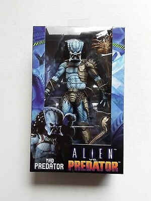"NECA Alien vs Predator (Arcade) - 8"" Scale Action Figure MAD PREDATOR U.S Seller"
