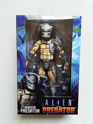 "NECA Alien vs Predator (Arcade) WARRIOR PREDATOR 8"" action figure NEW U.S Seller"