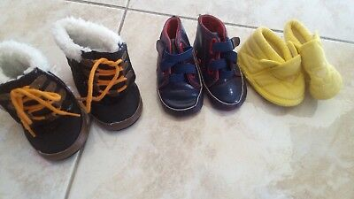 f406ee05a632d LOT CHAUSSURES BASKETS chaussons pointure 19 à 23 adidas dpam disney ...