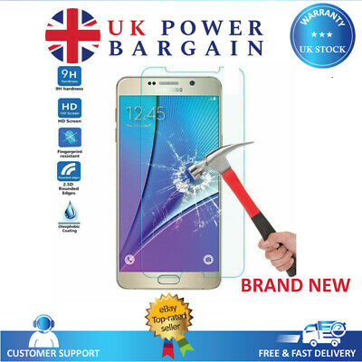 For Samsung Galaxy J3 (2016) Glass Screen Protector - 100% New Genuine Tempered
