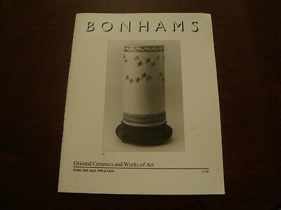 Bonhams Oriental Ceramics & Works of Art 20 April 1990     19/39