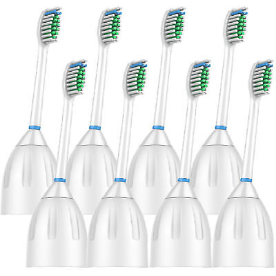 8-Pack Philips Sonicare E-Series Generic Replacement Toothbrush Head Standard