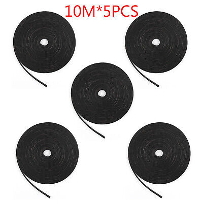 5Pièce 10m Timing Belt Open Rubber Pour 2GT 6mm Poulie 3D Imprimante CNC BS5 B5