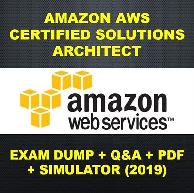 Amazon AWS Certified Solutions Architect Pro Exam Q&A PDF & SIM 2019