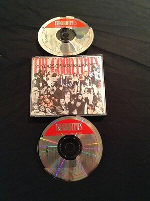 Stevie Wright Easybeats Ac/dc Ted Mulry The Angels  Rose Tattoo Billy Thorpe Cd
