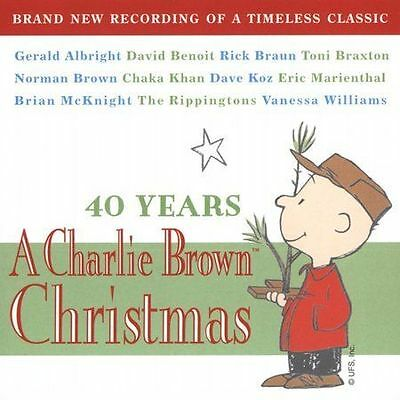 40 Years: A Charlie Brown Christmas, VARIOUS ARTISTS Import