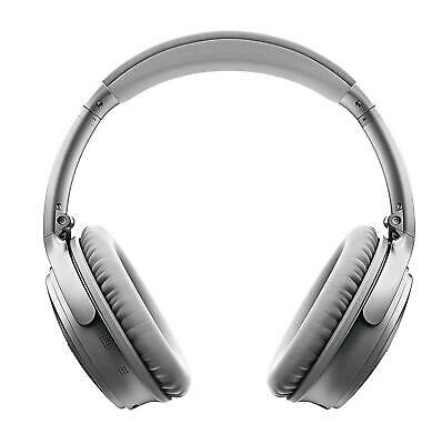 BOSE QuietComfort 35 II Headphones (Silver)