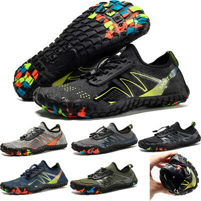 Mens Womens Aqua Beach Shoes Surf Water Shoes Wetsuit Sandals Sports Swim Shoes