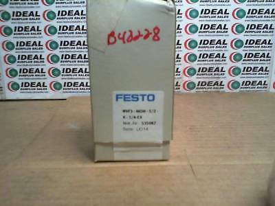 Festo Solenoid Valve 535987 NEW IN BOX