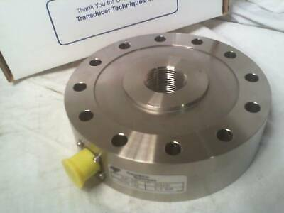 Transducer Techniques SWP-20K Compression Load Cell Sensor 20000 Lbs - New in Bo