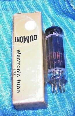 ONE HICKOK TESTED NOS 12FQ8 Vacuum Tube - Various Brands