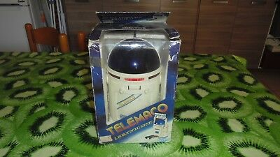 TELEMACO MICRO COMPUTER Didattico Robot Anni 80 Gioco Vintage Toys Old Game