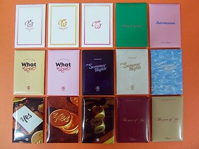Twice (Official) 15 Pre-Order Benefit (Total 146 Photocards) K-Pop