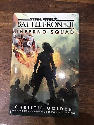 Star Wars Battlefront 2 Inferno Squad Book Xbox One PS4