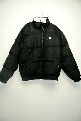 GIACCA PIUMINO FILA INTERNATIONAL DOUBLE FAST PUFFER CULT VINTAGE 90s TG.L G303
