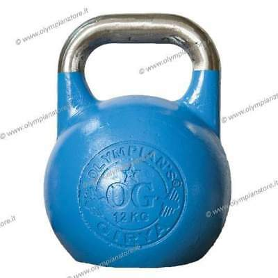 Kettlebell Competition Hollow 12kg  Russian Model