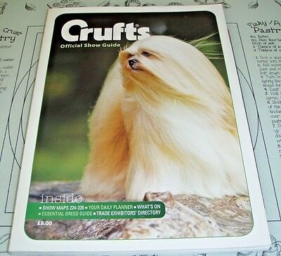 Crufts Official Show guide 2013