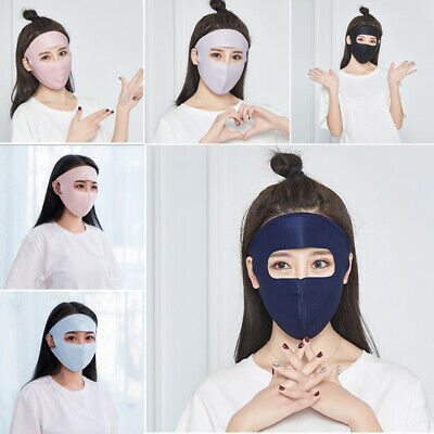 Washable Earloop Mask Cycling Anti Dust Mouth Face Mask Surgical Respirator New!