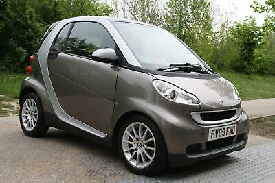 2009 smart fortwo 1 0 passion auto, low mileage, 3 months warranty, px  welcome