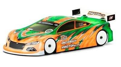 Protoform D9 Karosserie (klar) PRO-Lite Version 1/10 Tourenwagen 190mm - 1564-22