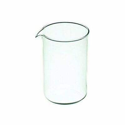KitchenCraft LeXpress 6-Cup Cafetire Replacement Glass Jug, 850 ml 1.5 Pints