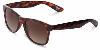 Vans Mens Spicoli 4 Shades Sunglasses, Brown Tortoise Shell, One Size