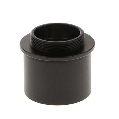 "1.25"" to C Mount Video Camera Barrel Ring Adapter for Telescope Astronomy"