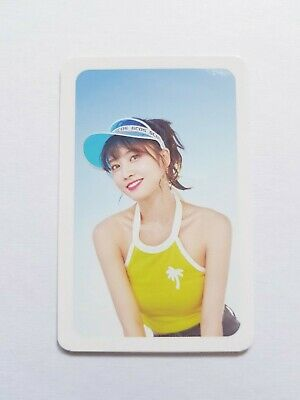 "K-Pop Twice Summer Pop-Up ""Dance The Night"" Official Limited Momo Photocard"