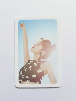 "K-Pop Twice Summer Pop-Up ""Dance The Night"" Official Limited Dahyun Photocard"