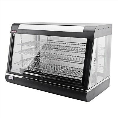 Commercial Heated Hot Display Cabinet Pie Pasty Imettos 101034