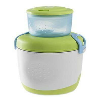 Chicco insulated baby food container system, 6m