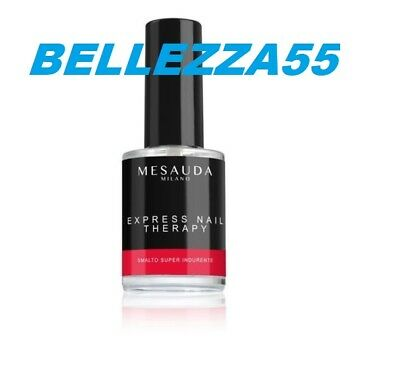 Mesauda Express Nail Therapy Smalto Super Indurente