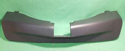 for LAND ROVER DISCOVERY SPORT 2015> REAR BUMPER COVER NEW GENUINE LR061295