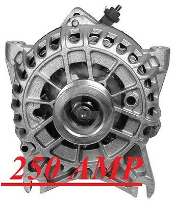High Output 250Amp Alternator Ford Lincoln Mercury 4.6L V8 1998 1999 2000 01 02