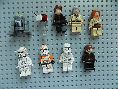 "YOU CHOOSE/"" AUTHENTIC LEGO BRAND STAR WARS CHARACTER MINIFIGURE /""YOU PICK"