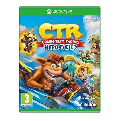 CRASH TEAM RACING NITRO FUELED Xbox One + DLC Preordine 21 giugno 2019