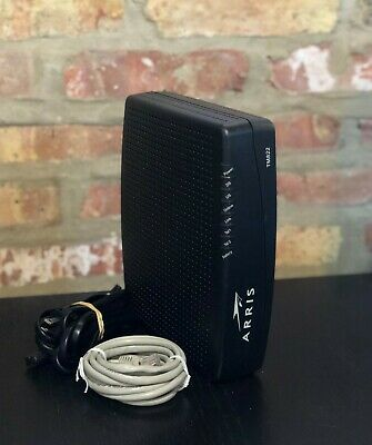 Arris TM822G 8x4 Telephony Cable Modem DOCSIS 3.0 Tested!