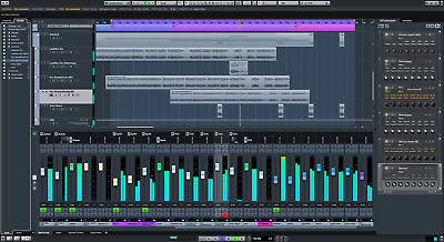 Steinberg CUBASE LE 10 & Retrologue 2 (DAW License)