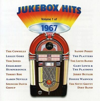 Various Artists : Jukebox Hits of 1967, Vol. 1 CD