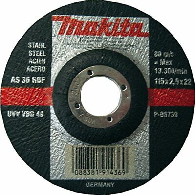 Makita Cutting Disc 125x 2,5mm Steel with Design