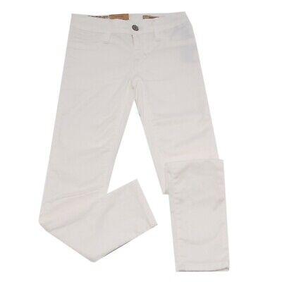 9163T jeans jeggings bimba RALPH LAUREN bianco jeans kid girl white