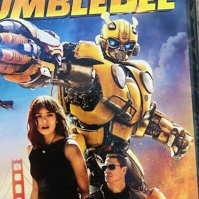 Bumblebee (DVD 2018) (DVD 2019) USA SELLER !!