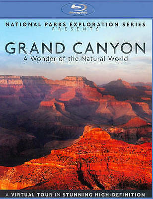 National Parks Exploration Series - The Grand Canyon: A Wonder of the Natural Wo