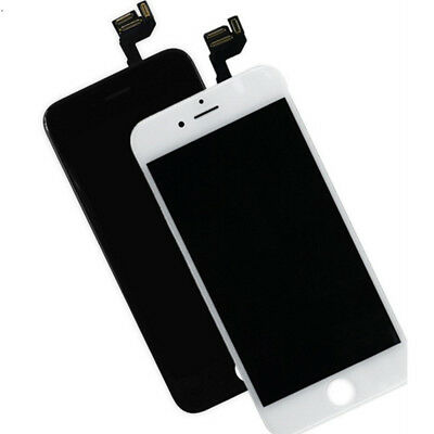 For iPhone 6 Screen Digitizer Replacement lcd Touch with Home Button CameraFLH
