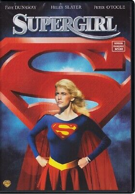 Supergirl (Helen Slater) - Includes The European Version *New Dvd*