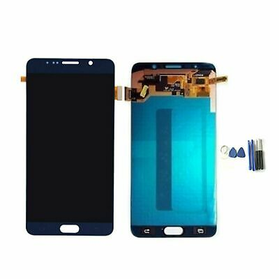 LCD Touch Screen Digitizer Replacement For Samsung Galaxy Note 5 N920 Blue