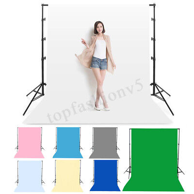 Solid Color Photography Screen Backdrops Studio Photo Background Prop