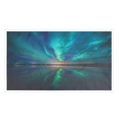 Aurora Canvas Print Painting Wall Modern Art Picture Home Decor Unframed AU