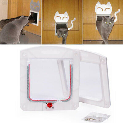 8CDF Petsafe Staywell Dog Cat Pet Door Come Out Easily Toilet Magnetic Seal